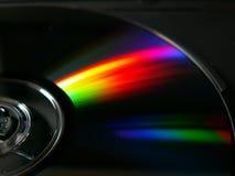 ROM DI DVD Fotografia Stock