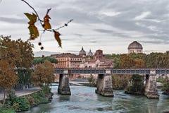 Rom, die ewige Stadt Stockbild