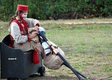 Rom - dritter Sonntag des Picknicks Lizenzfreies Stockfoto