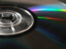 rom dvd Стоковые Фотографии RF