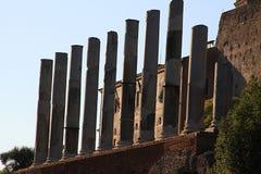 Rom: ein Bild von Kaiserlöchern Lizenzfreies Stockfoto