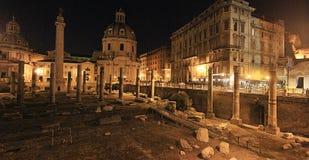 Rom: ein Bild von Kaiserlöchern Lizenzfreie Stockfotos