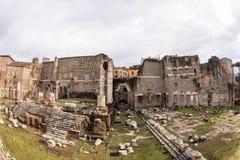 Rom: ein Bild von Kaiserlöchern Lizenzfreie Stockbilder