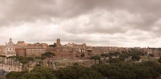 Rom: ein Bild von Kaiserlöchern Stockfotos
