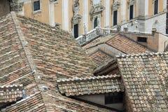 Rom: ein Bild von Kaiserlöchern Stockbild