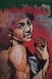 Rom-Graffiti lizenzfreie stockfotos