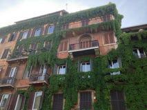 Rom-Häuser und -gebäude Lizenzfreie Stockfotos
