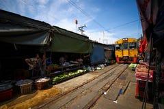 Rom-Hoob market Royalty Free Stock Photo