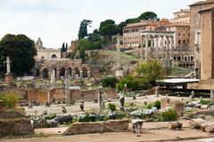 ROM, Italie Photo stock