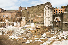 ROM, Italie Photos libres de droits