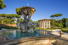 Rom. Italien. stockfoto