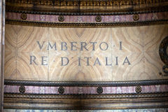 Rom, Italien. Pantheon Stockfotos