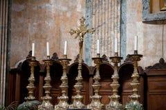 Rom, Italien. Pantheon Lizenzfreies Stockbild