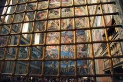 Rom Italien Vaticano Vatikan Stockfotografie