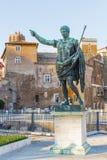rom Kaiser Octavian Augustus Lizenzfreie Stockfotografie