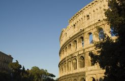 ROM, Kolosseum Lizenzfreie Stockfotos