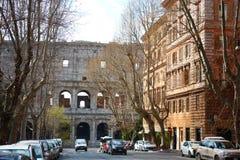 Rom-Kolosseum Stockfotografie