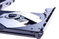 ROM-minne för cd drev Royaltyfri Fotografi