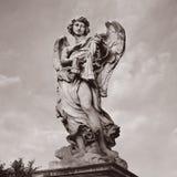 ROM-minne för statycastelsantangelo, Italien Arkivfoto