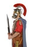 ROM-minnes-soldat med svärdet arkivfoton
