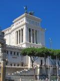 Rom: Monument zum unbekannten Soldaten Stockbild