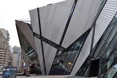 ROM Museum Royalty Free Stock Images
