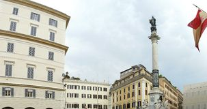 Rom-Panorama stockbild
