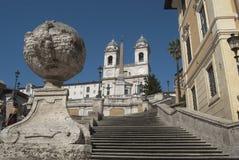 Rom. Piazza di Spagna Lizenzfreie Stockfotografie