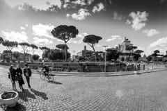 Rom, Roma Italy stockfoto
