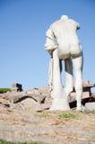 rom Ruinen von Ostia Antica Lizenzfreies Stockfoto
