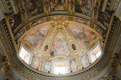 rom San Marcello Kirche Stockbilder
