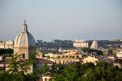 Rom-Skyline Stockfoto