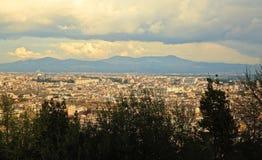 Rom-Stadttageslicht lizenzfreies stockbild