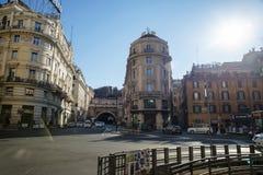 Rom-Straße Lizenzfreie Stockbilder