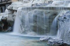Rom: Trevi-Brunnen Lizenzfreies Stockfoto