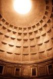 Romańska panteon kopuła, Rzym Włochy obrazy stock