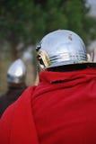Romański żołnierz e Obrazy Royalty Free