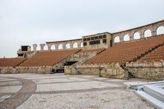 Romański amphitheatre, Macau rybaka nabrzeże, Chiny. obrazy stock