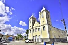 Romański Apostolski kościół katolicki Brazylia zdjęcia royalty free
