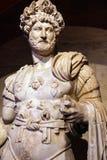 Romański cesarz Hadrian Zdjęcie Stock