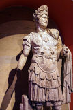 Romański cesarz Hadrian Obrazy Royalty Free