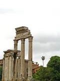 Romański forum 09 Zdjęcia Royalty Free