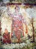 Romański mithraeum obraz royalty free