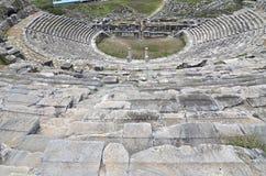 Romański teatr Zdjęcie Stock