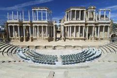 Romański teatr obraz stock