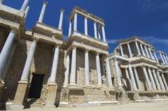 Romański teatr obrazy stock
