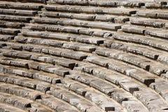 Romański theatre Aspendos Obrazy Stock