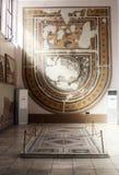 Romańskie mozaiki, Hatay archeologii muzeum zdjęcie royalty free