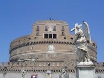 Roma Ángel Foto de archivo libre de regalías