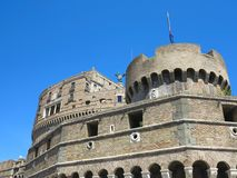 19 06 2017, Roma, Италия: Замок святого ангела, Hadrian m Стоковые Фото